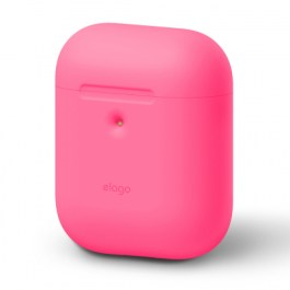 A2 Silicone Case – Neon Pink