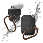 AirPods Waterproof Hang Active Case – Black