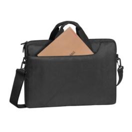 RIVACASE 8035 Black Laptop Shoulder Bag 15.6″