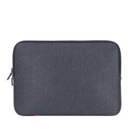RIVACASE 5113 Dark Grey Laptop Sleeve 12″