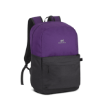 RIVACASE 5560 Signal Violet/Black 20L Laptop Backpack 15.6″