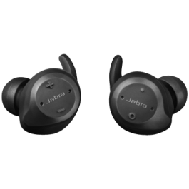 Jabra Elite Sport ( Black, 4.5h )