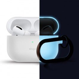 AirPods Pro Slim Case Hang – Nightglow Blue (1mm Ultra Thin)