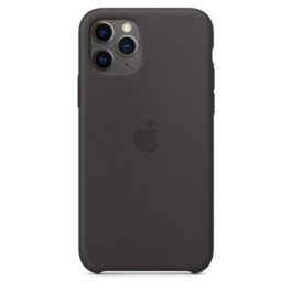 Apple Original iPhone 11 Pro Silicone Case – Black