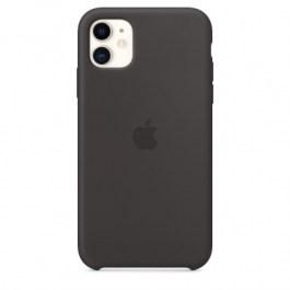 Apple Original iPhone 11 Silicone Case – Black