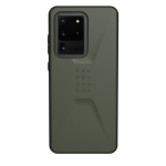 UAG Galaxy S20 Ultra 6.9″ Civilian – Olive Drab