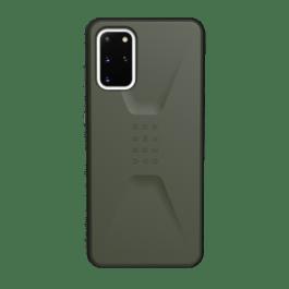 UAG Galaxy S20+ 6.7″ Civilian – Olive Drab