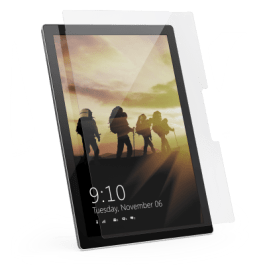 UAG Surface Go Glass Screen- Clear