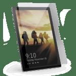 UAG Surface Go Glass Screen- Clear
