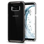 Spigen Galaxy S8(Plus) Neo Hybrid Crystal – Gunmetal 571CS21654