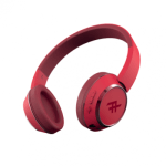 IFROGZ Audio – Coda Wireless Headphone With Mic – Red