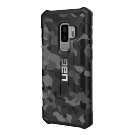 Galaxy S9+ Pathfinder Case-BlackCamo-Retail Packaging