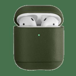 Uniq Genuine Leather Snap Case For AirPods 1.2