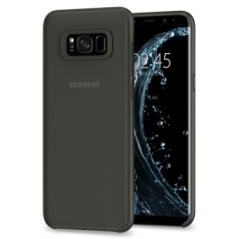 Spigen Galaxy S8 Air Skin – Black 565CS21626