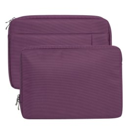 CENTRAL RIVACASE 8203 Laptop Sleeve 13.3″ Purple