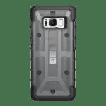 Galaxy S8 Plasma Case-Ash/Black-Visual Packaging