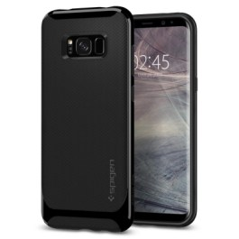 Spigen Galaxy S8 Neo Hybrid – Shiny Black 565CS21599