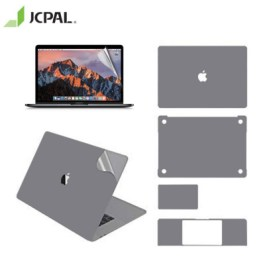 JCPAL MacGuard 5 in 1 Skin Set for MacBook Air 13″ – Space Grey