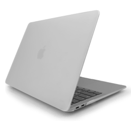 JCPAL Cooling Protective Case MacBook Pro 16″ ( Matte – Crystal )