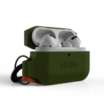 UAG AirPods Pro Silicone Case – Olive Drab/Orange
