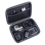ALPENDORF CANVAS 7512 Action Camera Case Grey