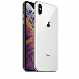 iPhone XS MAX 6.5″ 256GB Silver – Sim 2