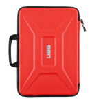 UAG Large Sleeve Fits 15″ Devices with Handle – Magma