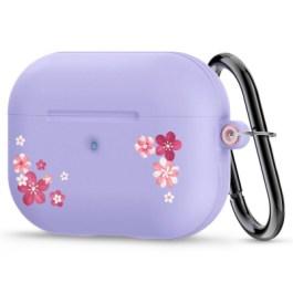 Spigen Silicone Cecile – Cherry Blossom