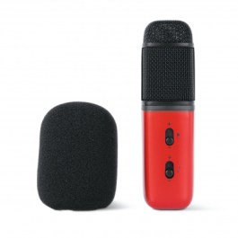Changba C1 Microphone – Red/Black