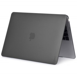 Uniq Husk Pro Claro Macbook Air 13 ( 2020 ) – Smoke ( Matte Clear )
