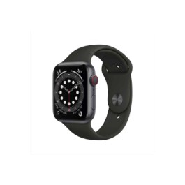 Series 6 44mm Space Gray Aluminum | Black Sport