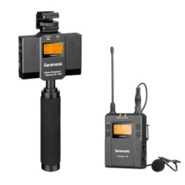 Saramonic UwMic9 Kit 1 UHF Wireless Microphone System