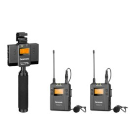 Saramonic UwMic9 Kit 2 UHF Wireless Microphone System