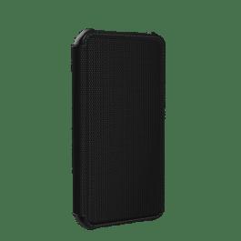 UAG iPhone 12/Pro 6.1 Metropolis – Fiber Armor Black