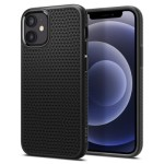 Spigen iPhone 12 Mini 5.4 Liquid Air – Matte Black