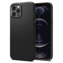 Spigen iPhone 12/Pro 6.1 Liquid Air – Matte Black