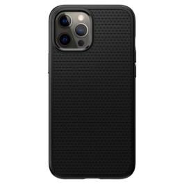 Spigen iPhone 12/Pro Max 6.7 Liquid Air – Matte Black