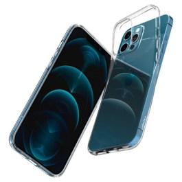 Spigen iPhone 12 Pro Max 6.7 Liquid Crystal – Clear