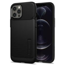 Spigen iPhone 12 Pro Max 6.7 Slim Armor – Black