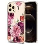 Spigen Cyrill iPhone 12 Pro Max 6.7 Cecile – Rose Floral