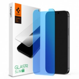 Spigen iPhone 12 Pro Max 6.7 Screen tR Slim Anti Blu-ray