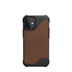 UAG iPhone 12 Mini 5.4 Metropolis LT – Leather Brown