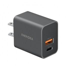 Energea AmpCharge PD20+ / QC3.0 US Plug