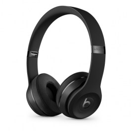 Beats SOLO 3 Wireless Black-PAC 2018