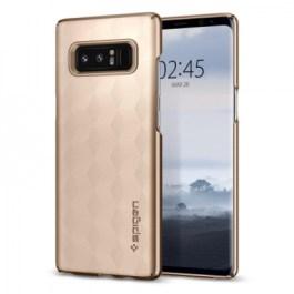 Spigen Galaxy Note 8 Case Thin Fit Maple Gold