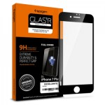 Spigen iPhone 8 Plus/7 Plus Glass FC Black (1Pack) 043GL20470