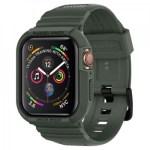 Spigen Apple Watch Series 4/5 (44mm) Case Rugged Armor Pro – Military Green 062CS26016
