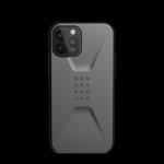 UAG iPhone 12/Pro 6.1 Civilian – Silver