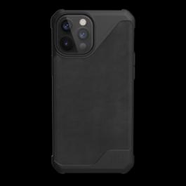 UAG iPhone 12 Pro Max 6.7 Metropolis LT – Leather Black