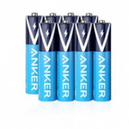 Anker Alkaline Batteries AA 8-Pack